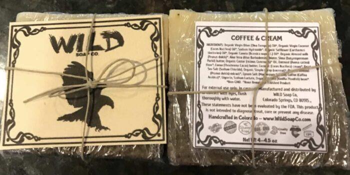 Coffee and Cream Soap