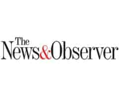 The News and Observer Logo