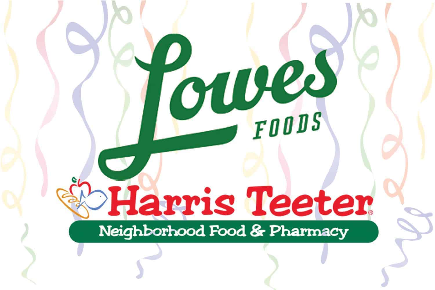 Lowes Foods Harris Teeter