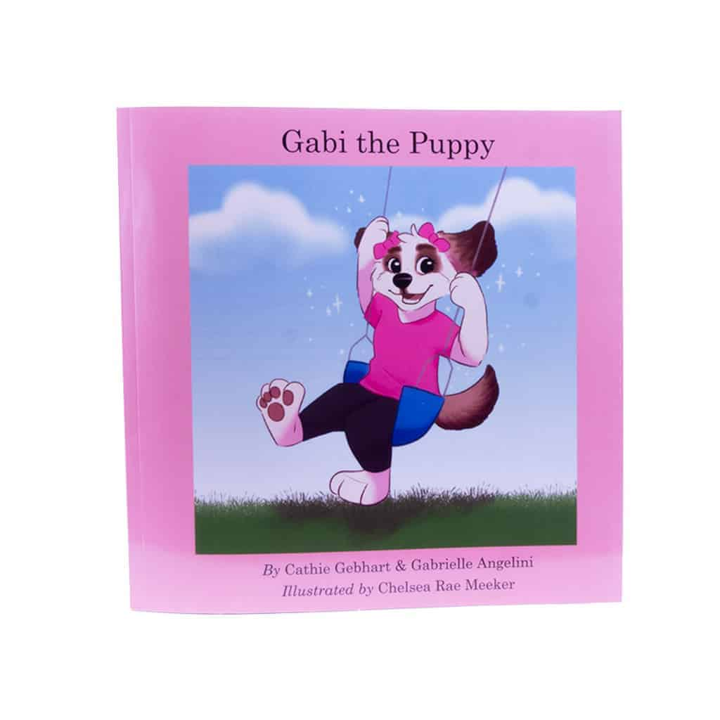 Gabi the Puppy Book