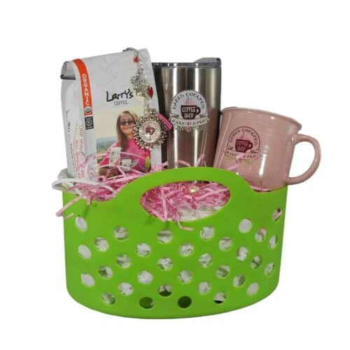 Coffee for Two Gift Basket