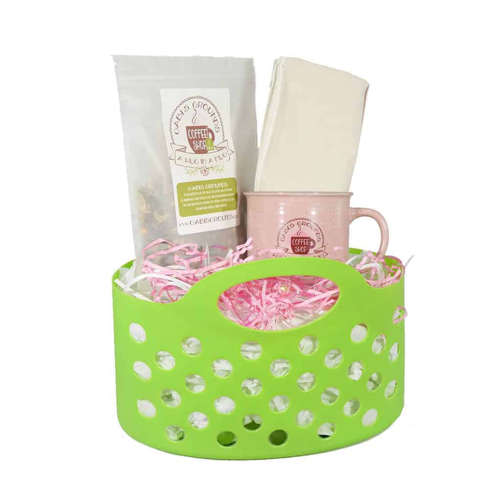 Mother's Day Tea Gift Basket