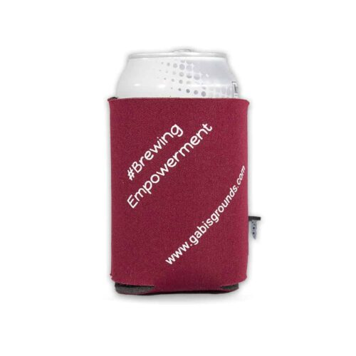 Gabi's Grounds Koozie