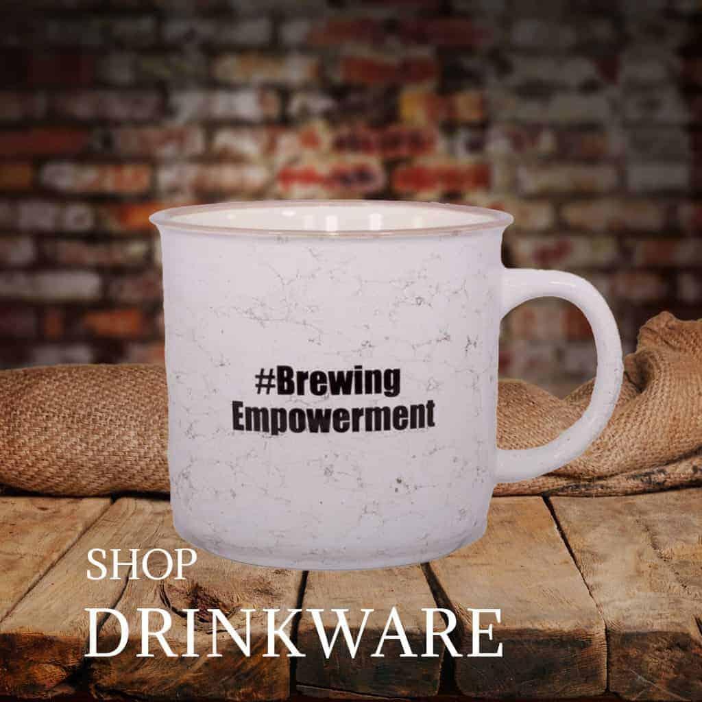 Brewing Empowerment Mug