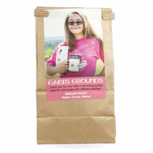 Large Sample Bag Front