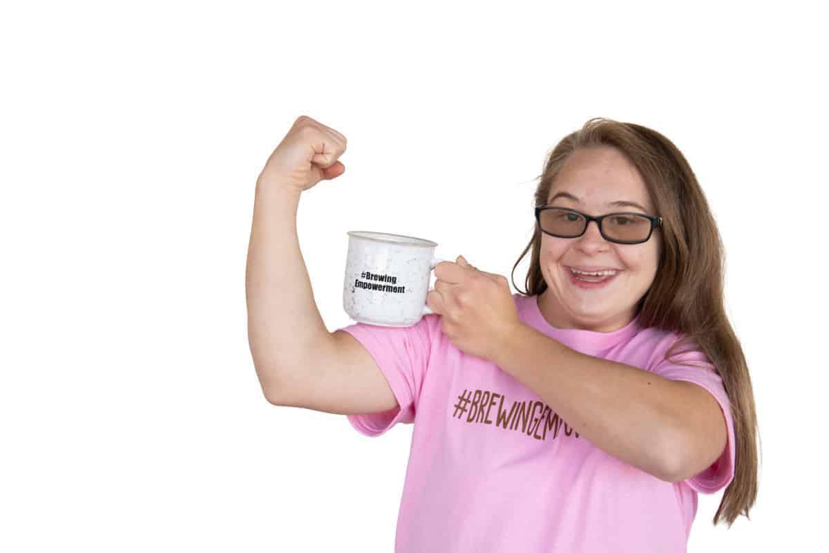 Gabi-Brewing-Empowerment-Strong-Pose